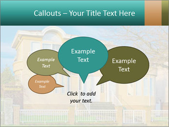 Grand House PowerPoint Template - Slide 73