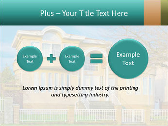 Grand House PowerPoint Templates - Slide 75