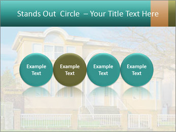 Grand House PowerPoint Templates - Slide 76