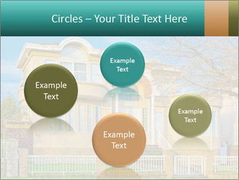 Grand House PowerPoint Templates - Slide 77