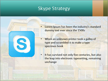 Grand House PowerPoint Template - Slide 8