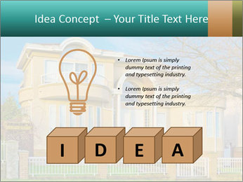 Grand House PowerPoint Template - Slide 80