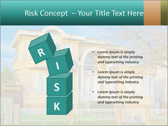 Grand House PowerPoint Templates - Slide 81