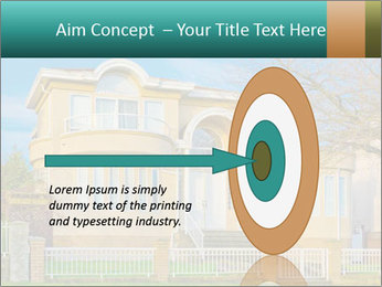 Grand House PowerPoint Templates - Slide 83