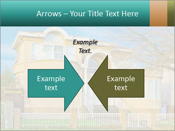 Grand House PowerPoint Templates - Slide 90