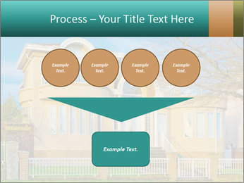 Grand House PowerPoint Template - Slide 93