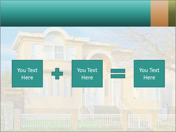 Grand House PowerPoint Template - Slide 95