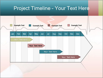 Broken Heart PowerPoint Template - Slide 25