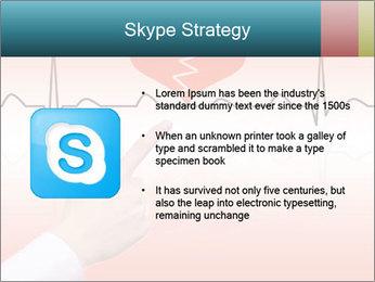Broken Heart PowerPoint Template - Slide 8