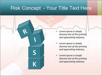 Broken Heart PowerPoint Template - Slide 81