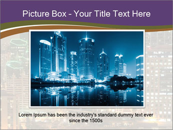 Scenic Night City PowerPoint Templates - Slide 15