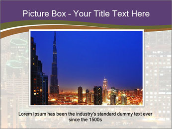 Scenic Night City PowerPoint Templates - Slide 16