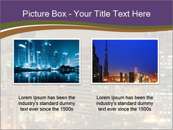 Scenic Night City PowerPoint Templates - Slide 18