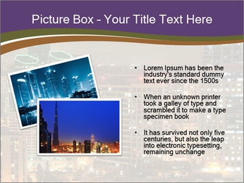 Scenic Night City PowerPoint Templates - Slide 20