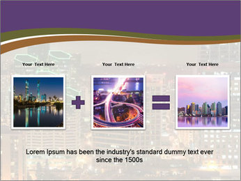 Scenic Night City PowerPoint Templates - Slide 22