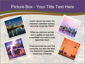 Scenic Night City PowerPoint Templates - Slide 24