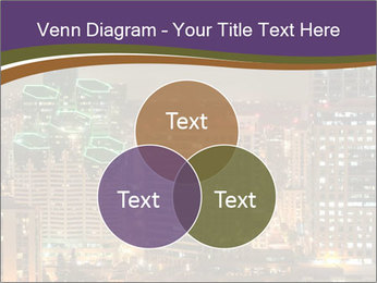 Scenic Night City PowerPoint Templates - Slide 33