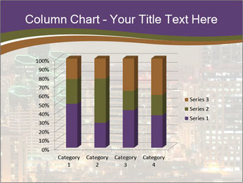 Scenic Night City PowerPoint Templates - Slide 50