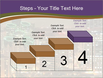 Scenic Night City PowerPoint Templates - Slide 64