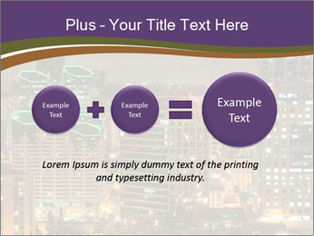 Scenic Night City PowerPoint Templates - Slide 75