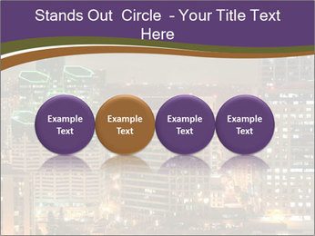Scenic Night City PowerPoint Templates - Slide 76