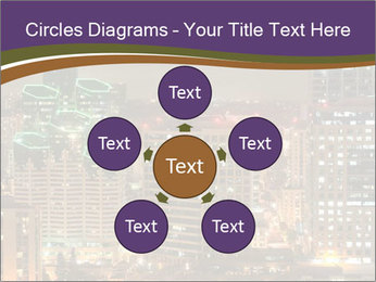 Scenic Night City PowerPoint Templates - Slide 78