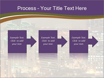 Scenic Night City PowerPoint Templates - Slide 88