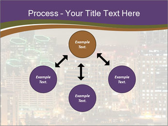 Scenic Night City PowerPoint Templates - Slide 91