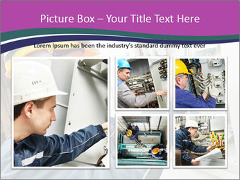 Electricity Troubleshooting PowerPoint Template - Slide 19