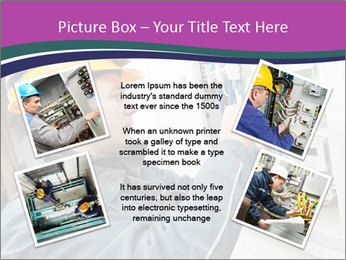 Electricity Troubleshooting PowerPoint Template - Slide 24