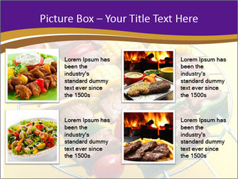 Barbecue PowerPoint Templates - Slide 14