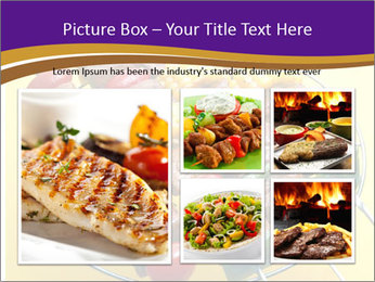 Barbecue PowerPoint Templates - Slide 19