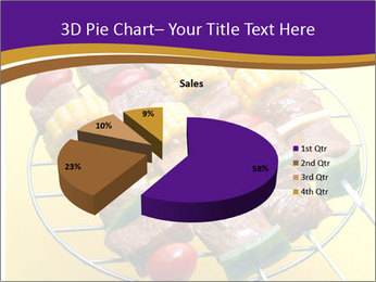 Barbecue PowerPoint Templates - Slide 35