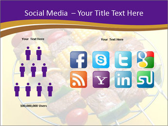 Barbecue PowerPoint Templates - Slide 5