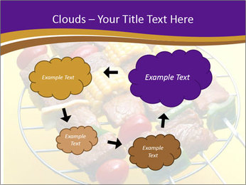 Barbecue PowerPoint Templates - Slide 72