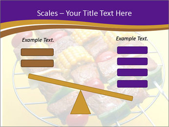 Barbecue PowerPoint Templates - Slide 89