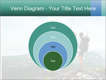 Freedom on top of the mountain PowerPoint Template - Slide 34