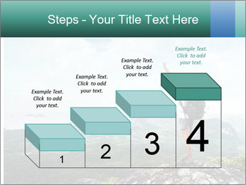 Freedom on top of the mountain PowerPoint Template - Slide 64