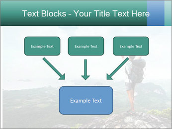 Freedom on top of the mountain PowerPoint Template - Slide 70