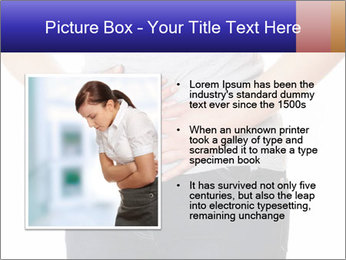 Women's pain PowerPoint Templates - Slide 13