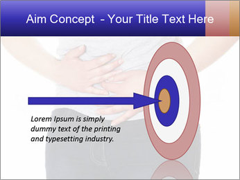 Women's pain PowerPoint Templates - Slide 83
