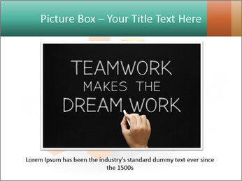 Disassembled box PowerPoint Template - Slide 15