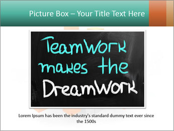 Disassembled box PowerPoint Template - Slide 16