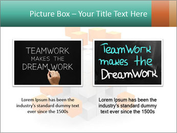 Disassembled box PowerPoint Template - Slide 18