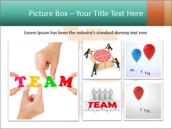 Disassembled box PowerPoint Template - Slide 19