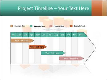 Disassembled box PowerPoint Template - Slide 25