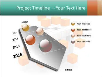 Disassembled box PowerPoint Template - Slide 26