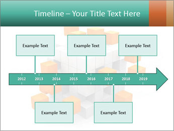 Disassembled box PowerPoint Template - Slide 28