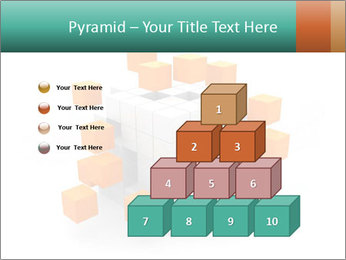 Disassembled box PowerPoint Template - Slide 31