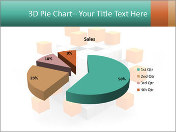 Disassembled box PowerPoint Template - Slide 35